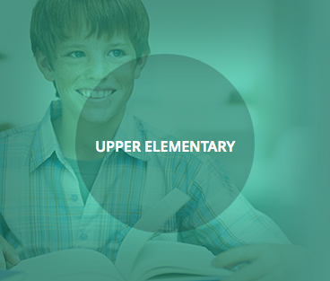 Badge - Upper Elementary