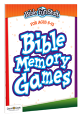Bible Memory Games Cover